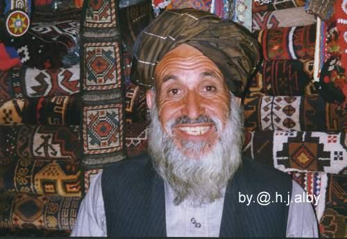 Teppichhändler  Pakistan